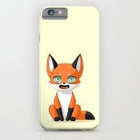 Fox Cub iPhone 6 Slim Case