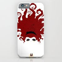 iPhone & iPod Case featuring The Imaginary Friend by Anabel B
