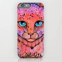 SUNSET CAT iPhone 6 Slim Case