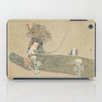 Skate Rat  iPad Case