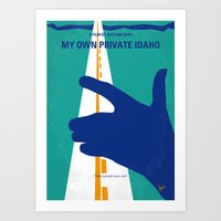 No472 My Own Private Ida… Art Print