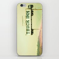 Terrible Puns Aside iPhone & iPod Skin