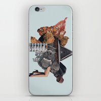 Living Stains iPhone & iPod Skin