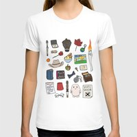 doctor who T-shirts featuring Doctor Who by Shanti Draws
