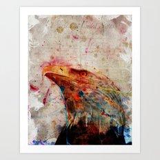 the bill Art Print