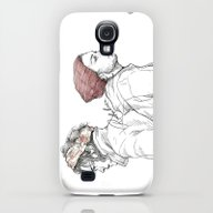 Rose And Dagger Galaxy S4 Slim Case