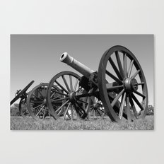Cannon Canvas Print