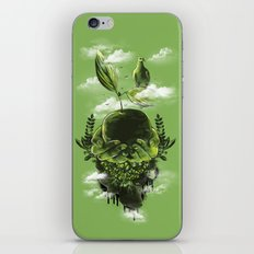 Peace on Earth iPhone & iPod Skin
