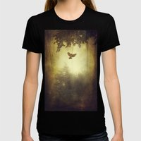 weltschmerz Womens Fitted Tee Black SMALL