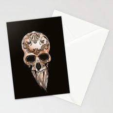 Skulll Stationery Cards