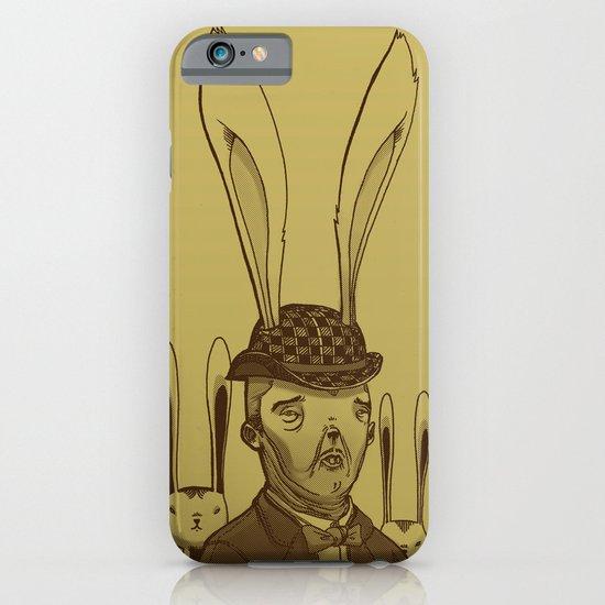 The Rabbit Man iPhone & iPod Case
