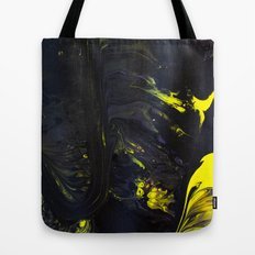 Gravity Painting 19 Tote Bag