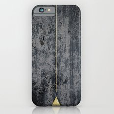GOld Triangle iPhone 6 Slim Case