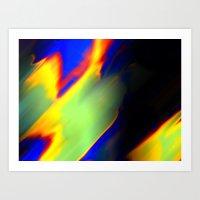 Ride - Haze # 1 Art Print