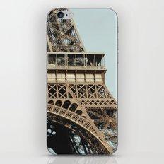 Eiffel No.2 iPhone & iPod Skin