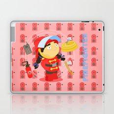 Firefighter Laptop & iPad Skin