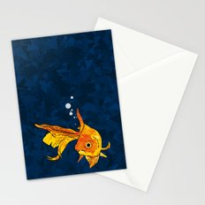 A fish! A fish! A fishy... OH!! Stationery Cards