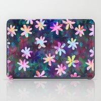 Montauk Daisy - Night iPad Case