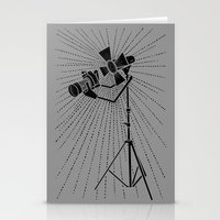 Photograph Lighting Stationery Cards