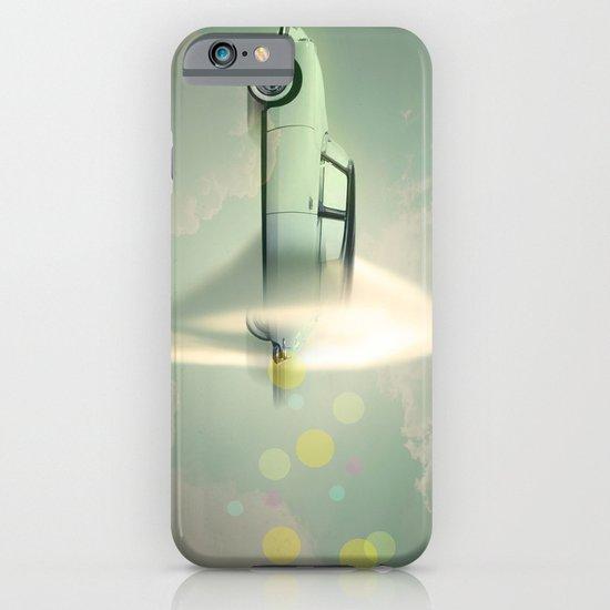 supersonic citroen iPhone & iPod Case