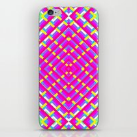 Stacks On Stacks On Stac… iPhone & iPod Skin