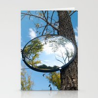 Surveillance Tree #1 Stationery Cards