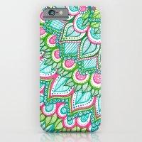 Sharpie Doodle 8 iPhone 6 Slim Case
