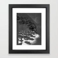 Office Room #8 Framed Art Print