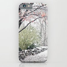 Autumn Snowfall iPhone 6 Slim Case