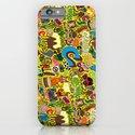 C Pattern iPhone & iPod Case