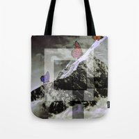 Butterskies Tote Bag