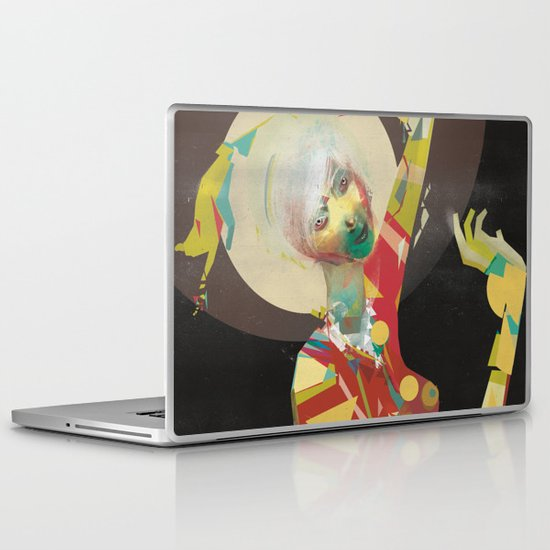 broken n.2 Laptop & iPad Skin