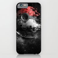 iPhone Cases featuring Poked to Death 3D by zerobriant