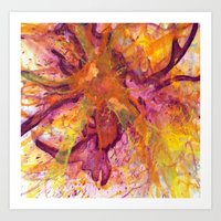 Abstract #63 Art Print