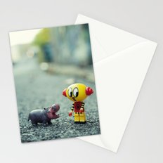 HI!! I told you i don't want a pet!! Stationery Cards