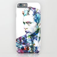 iPhone & iPod Case featuring James Dean by NKlein Design