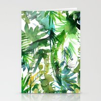 VIBE of the Jungle  {A-green} Stationery Cards