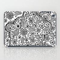Pattern Cloud iPad Case
