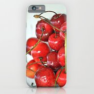 iPhone & iPod Case featuring Cherries by Lo Coco Agostino