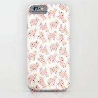 Animal Cookies - in Bubblegum iPhone 6 Slim Case