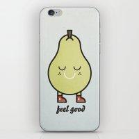 Feel Good iPhone & iPod Skin