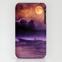 iPhone 3Gs & iPhone 3G Cases featuring purple trip by Viviana Gonzalez