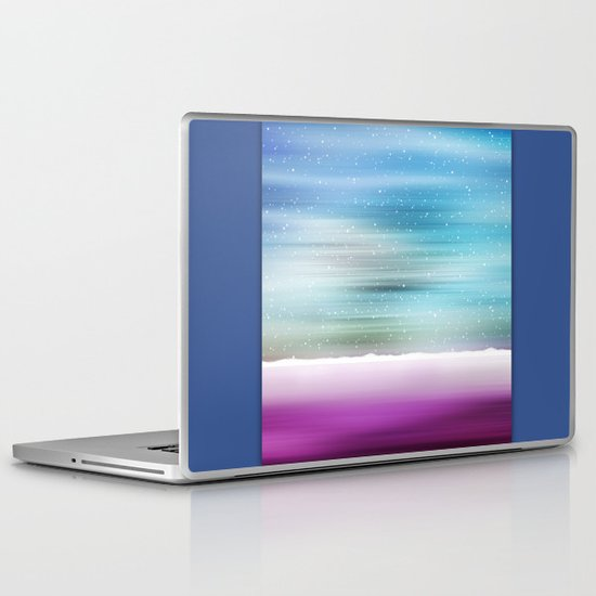 SNOWY Laptop & iPad Skin