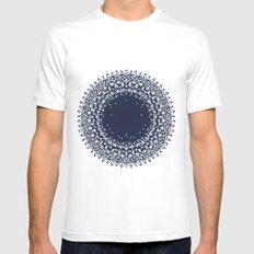 Tétrodlabel Mens Fitted Tee White SMALL