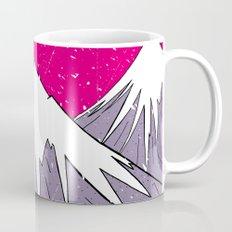 The mountains and the Snow Mug