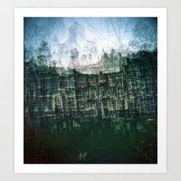 Amsterdam Multiple Expos… Art Print