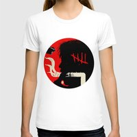 Oldboy - Art Print Womens Fitted Tee White SMALL