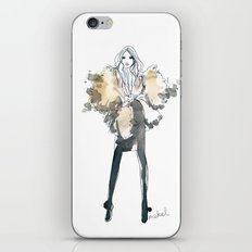 Stephanie iPhone & iPod Skin