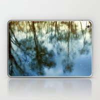 Pond Trees  Laptop & iPad Skin