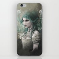 Victoria Van Violence iPhone & iPod Skin
